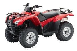 HONDA FourTrax Rancher AT TRX420FA (2008 - 2009)