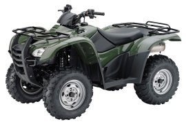 HONDA FourTrax Rancher AT TRX420FA (2009 - 2010)