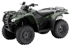 HONDA FourTrax Rancher AT TRX420FA (2012 - 2013)