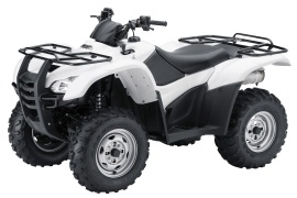 HONDA FourTrax Rancher AT with Power Steering TRX420FPA (2008 - 2009)