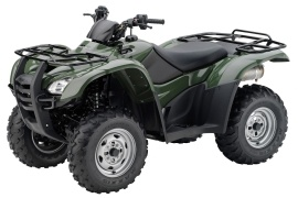 HONDA FourTrax Rancher AT with Power Steering TRX420FPA (2010 - 2011)