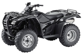 HONDA FourTrax Rancher TRX420TM (2008 - 2009)