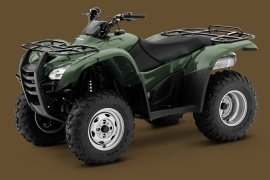 HONDA FourTrax Rancher TRX420TM (2009 - 2010)