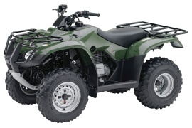 HONDA FourTrax Recon TRX250TM (2008 - 2009)