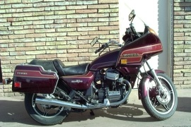 HONDA GL 650 Silver Wing Interstate (1983 - 1984)