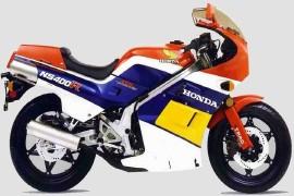 Rear Brake Disc Honda NS 400 R 1985-1986