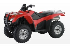 HONDA TRX420PG Canadian Trail Edition with Electric Power Steering (2008 - 2009)