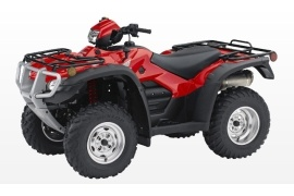 HONDA TRX500FG CTE Canadian Trail Edition Rubicon (2009 - 2010)