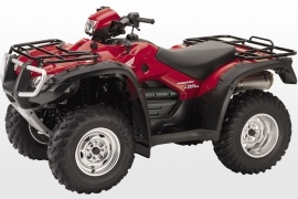 HONDA TRX500PG Canadian Trail Edition Rubicon (2008 - 2009)