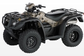 HONDA TRX500PG Canadian Trail Edition Rubicon  (2010 - 2011)