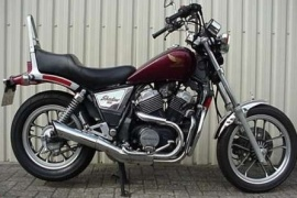 HONDA VT 750 C Shadow (1983 - 1985)
