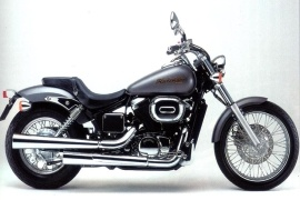 HONDA VT 750 DC Black Widow (2001 - 2003)