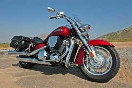 Exceptional HONDA VTX 1800 2008   Present
