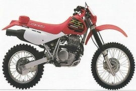 Honda Xr R Main on 2000 Honda Xr 600