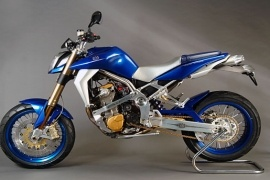 HUSQVARNA STR 650 CRC Supermotard