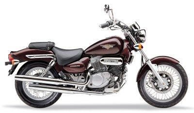 Precio y ficha técnica de la moto Hyosung GT 125 2008