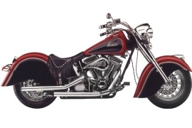 INDIAN CHIEF (1999 - 2000)