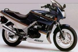 Kawasaki Gpz Models Autoevolution