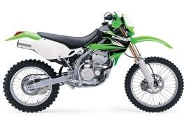 Kawasaki Klx  Olx
