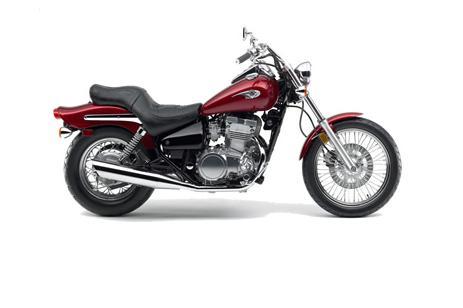 Kawasaki Vulcan 500 Ltd Specs 2006 2007 2008 2009 2010 2011