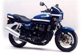 KAWASAKI ZR-X 400 specs - 1993, 1994, 1995, 1996, 1997