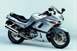 1985 Kawasaki ZZR 400: pics, specs and information