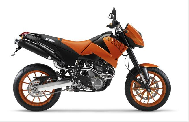 KTM Duke II Limited (2006 - Present)