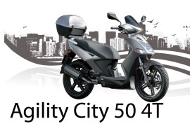 kymco agility city 50 4t 2012 2013. Black Bedroom Furniture Sets. Home Design Ideas