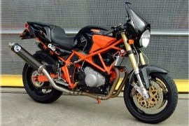 LAVERDA 650 Ghost Legend (1996 - 1999)