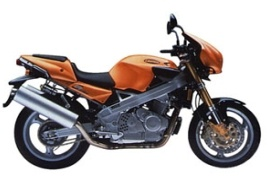 LAVERDA 750 Ghost Strike (1998 - 1999)