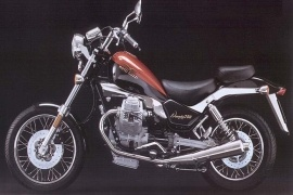 MOTO GUZZI Nevada 750 Club (1998 - 2003)