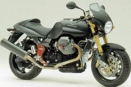 First Ride: 2001 Moto Guzzi V11 Sport Na   Visordown