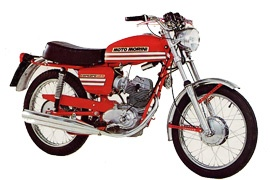 MOTO MORINI Corsaro Supersport 125