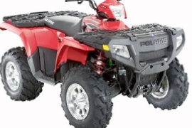 POLARIS 700 TWIN (2005 - 2007)
