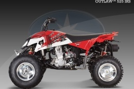 POLARIS Outlaw 525 IRS (2008 - 2009)