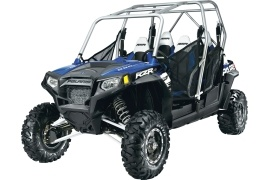 POLARIS RZR 4 800 EPS Robby Gordon (2010 - 2011)