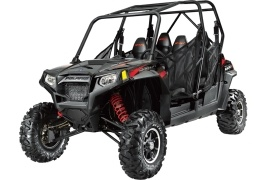 POLARIS RZR 4 800 Robby Gordon LE (2010 - 2011)