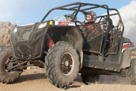 POLARIS RZR XP 4 900 EPS LE (2012 - 2013)
