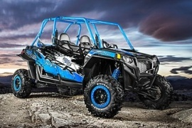 POLARIS RZR XP 900 H.O. Jagged X Edition (2012 - 2013)
