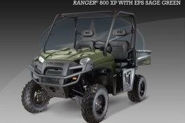 POLARIS Ranger 800 XP EPS LE (2009 - 2010)
