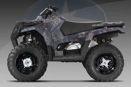 POLARIS Sportsman 400 H.O. (2008 - 2009)