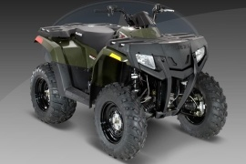 POLARIS Sportsman 400 H.O. (2009 - 2010)