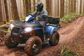 POLARIS Sportsman 400 H.O. (2012 - 2013)