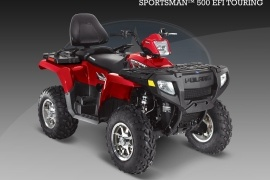 POLARIS Sportsman 500 EFI Touring (2008 - 2009)