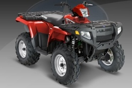 POLARIS Sportsman 500 H.O. (2009 - 2010)