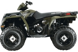 POLARIS Sportsman 500 H.O. (2011 - 2012)