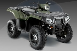 POLARIS Sportsman 550 (2009 - 2010)