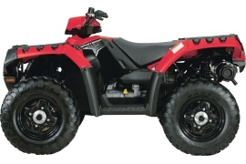 POLARIS Sportsman 550 (2011 - 2012)