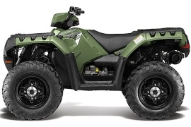 POLARIS Sportsman 550 (2012 - 2013)