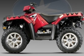POLARIS Sportsman 550 EPS (2009 - 2010)